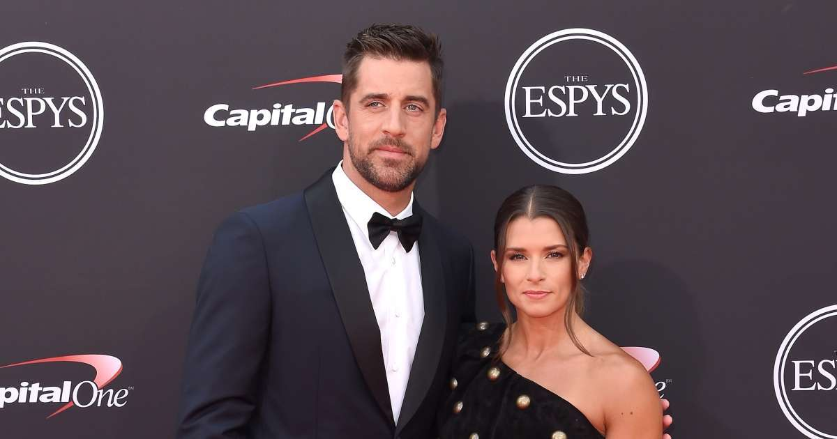 Danica Patrick reacts to Aaron Rodgers engagement Shailene Woodley