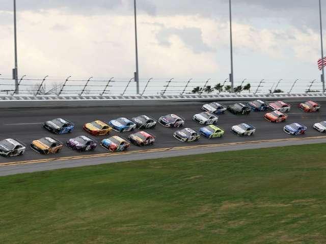 Daytona 500: NASCAR Begins Drying Track Amid Extended Rain Delay
