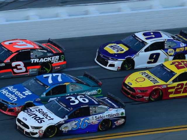 Daytona 500 2021's Best Paint Schemes
