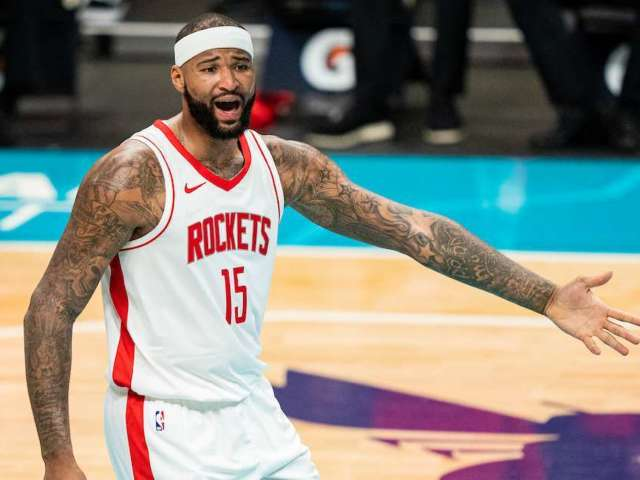 Houston Rockets Release 4x All-Star DeMarcus Cousins After 25 Games