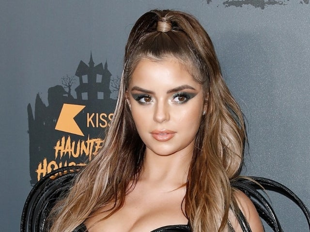 Demi Rose Taps Into Her 'Divine Essence' With Sunny, Sultry Beach Photos