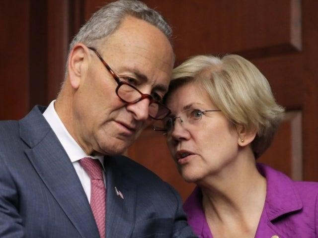 Senators Elizabeth Warren, Chuck Schumer Call for President Joe Biden to Cancel $50K Student Debt