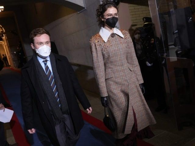 Kamala Harris' Stepdaughter Ella Emhoff Makes New York Fashion Week Debut