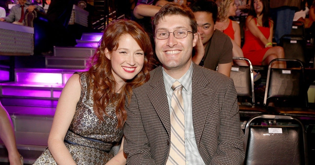ellie-kemper-husband-michael-koman-getty