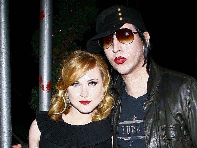 Evan Rachel Wood Accuses Marilyn Manson of Domestic Abuse, Grooming Her as a Teen