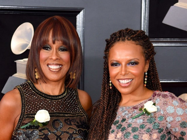 Gayle King's Daughter Gets Married at Oprah Winfrey's House