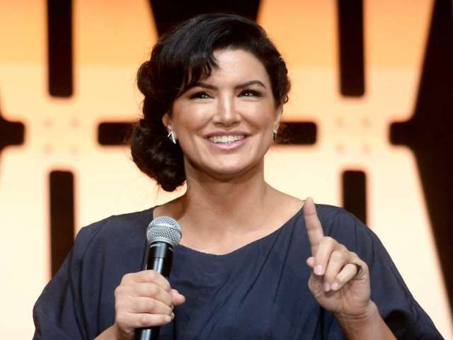 Gina Carano: What to Know About 'The Mandalorian' Star and MMA Alum's Controversies