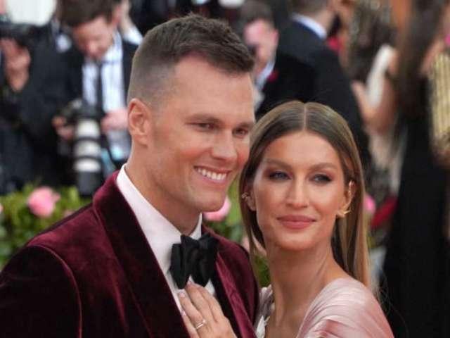 Gisele Bundchen Dedicates Sweet Message to Tom Brady on Their 12th Wedding Anniversary