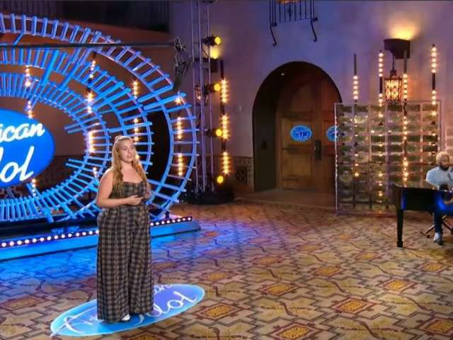 'American Idol' Contestant Grace Kinstler Brings out Kelly Clarkson Vibes