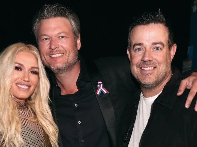 Carson Daly Officiated Gwen Stefani and Blake Shelton's Wedding