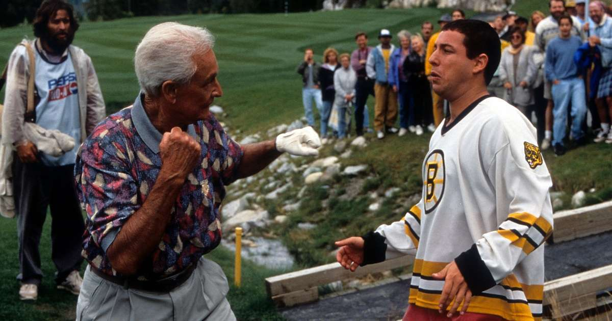 Happy Gilmore cast where are they now