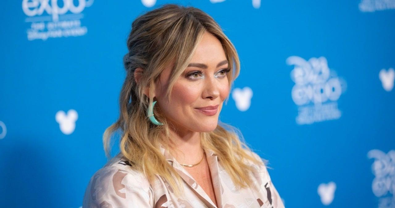 Hilary Duff Reveals She's Suffering From Pregnancy Sciatica.jpg