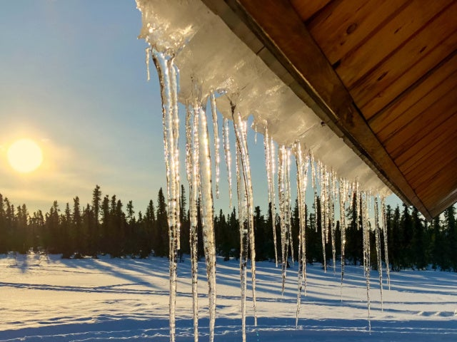 Meteorologist Explains Why You Shouldn't Eat Icicles, and It's Gross