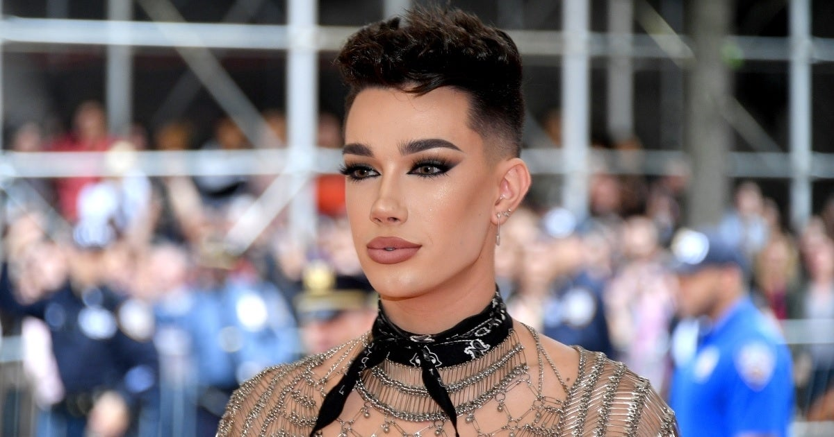 james charles getty images