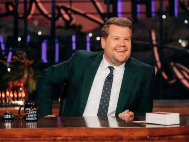 James Corden Reveals He's Lost 16 Pounds so Far After Being 'Fed Up'