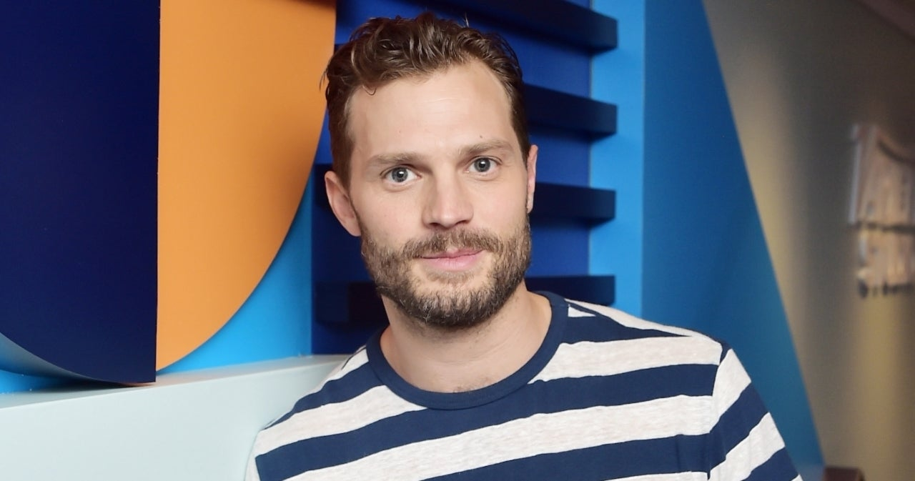 Jamie Dornan Starts His Day off With 'Total Sadness' for the Funniest Reason.jpg