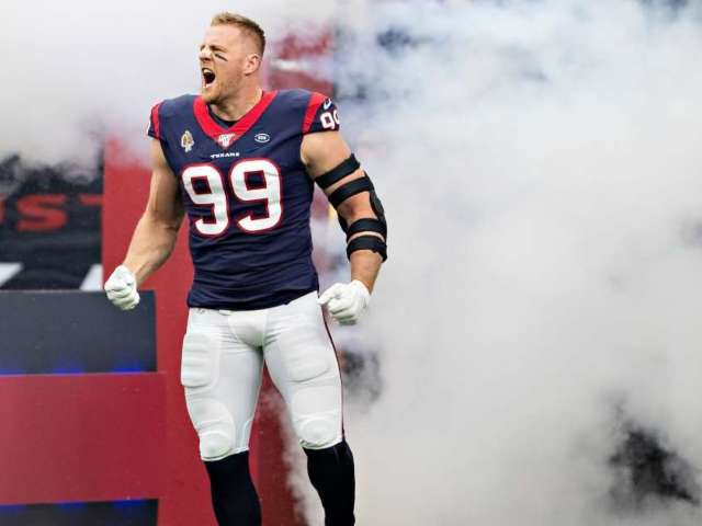 J.J. Watt to Sign 2-Year Contract With Arizona Cardinals