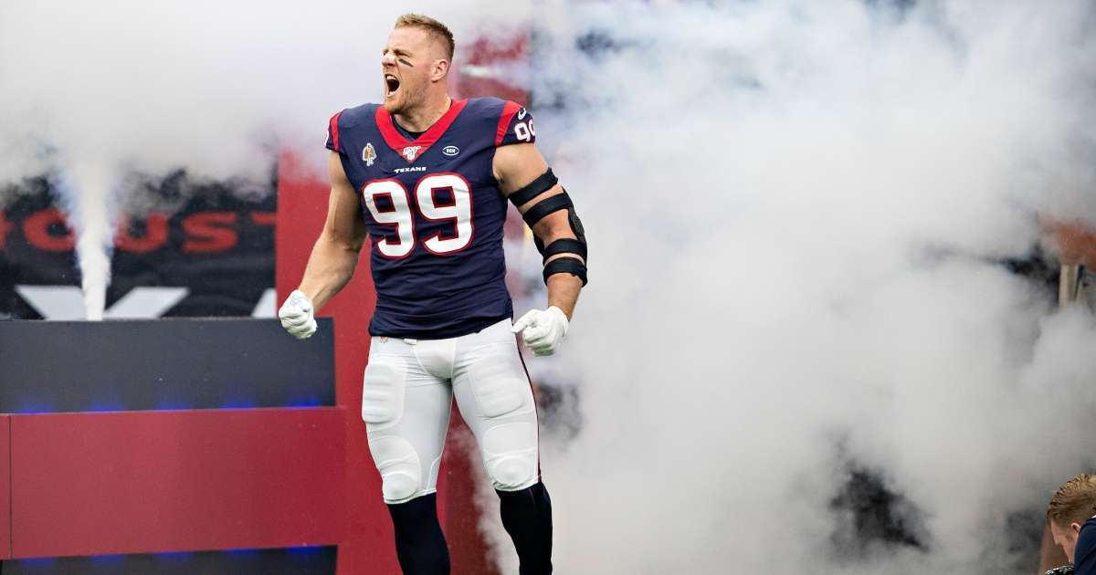 JJ Watt sign NFL team