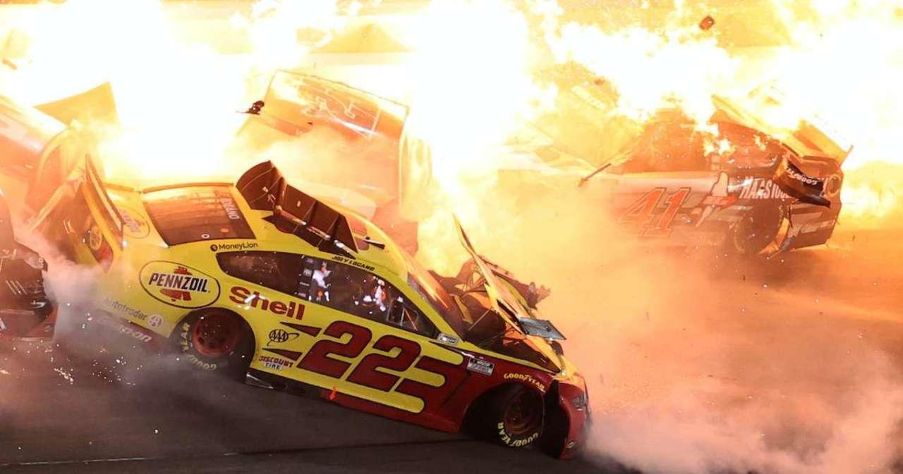Joey Logano Speaks out After Wreck Involving Brad Keselowski During Daytona 500's Last Lap.jpg