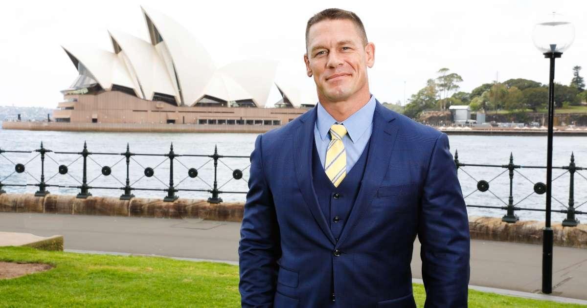 John Cena reveals miss WrestleMania 37