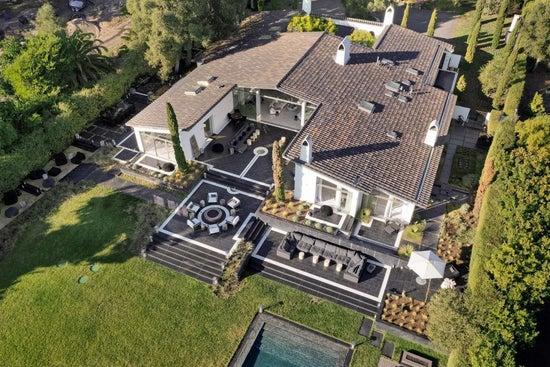 Justin Bieber Home - Birdseye (1)