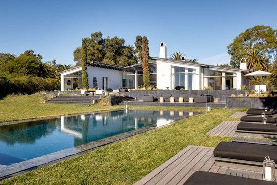 Justin Bieber Home - Pool (3)