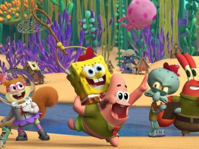 'SpongeBob Squarepants': 'Kamp Koral' Prequel Gets New Trailer Ahead of Paramount+ Launch