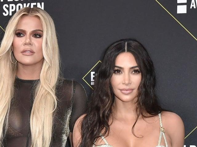 Kim Kardashian Hints That Khloe Kardashian Is 'Too Embarrassed' to Admit She Took Tristan Thompson Back