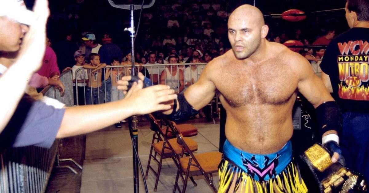 Konnan WWE Hospital