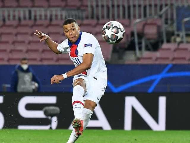 Champions League: PSG's Kylian Mbappe Scores Hat Trick During Dominant Performance