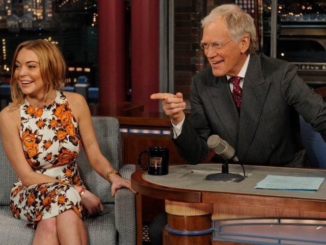 Lindsay Lohan's Tense 2013 Interview With David Letterman Resurfaces After 'Framing Britney Spears'