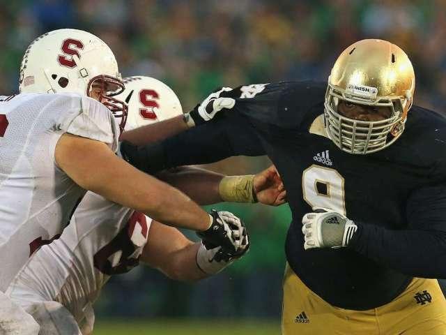 Louis Nix: Former Notre Dame Defender Reported Missing