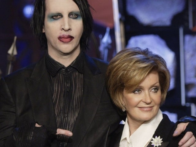 Sharon Osbourne Weighs in on Relationship With Marilyn Manson Amid Evan Rachel Wood Abuse Allegations