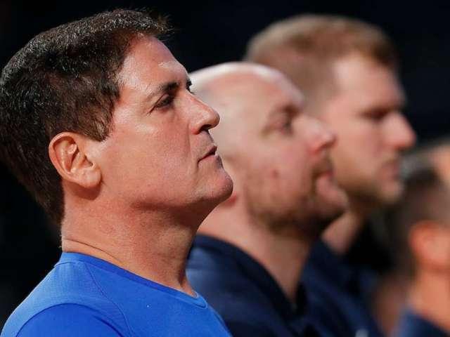 Mark Cuban: National Anthem Will Be Played at Wednesday's Dallas Mavericks Game
