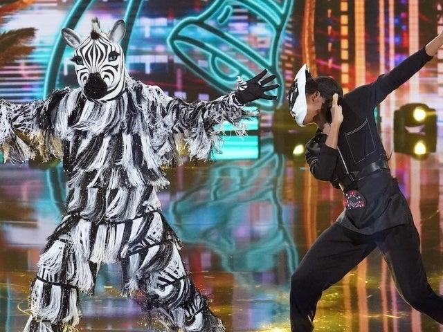 'The Masked Dancer': Zebra Is a Major Athlete
