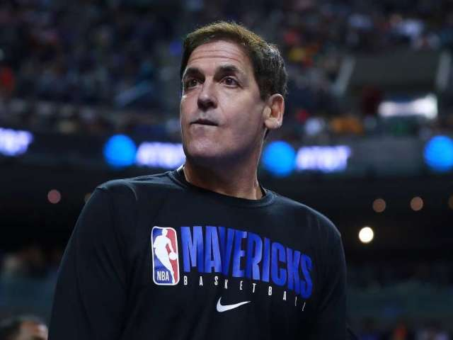 Mavericks Owner Mark Cuban Says Team Won't Play National Anthem at Home Games