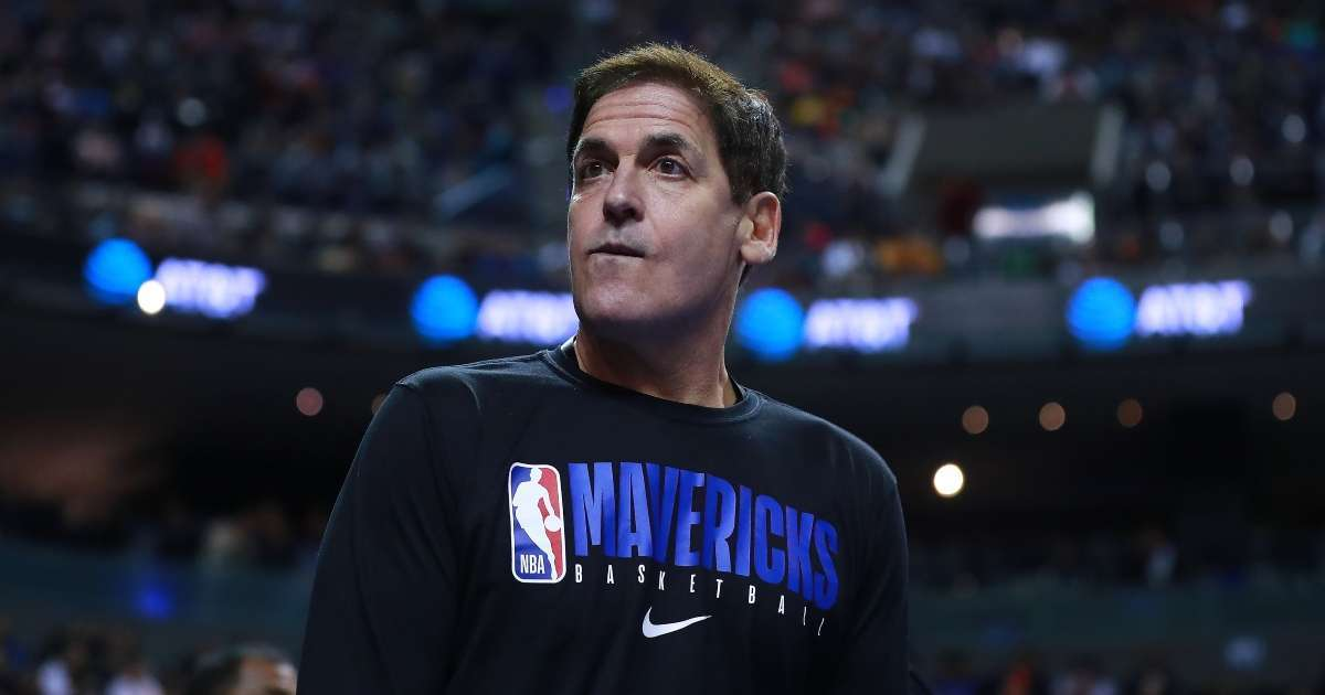 Mavericks owner Mark Cuban says team wont play national anthem home games
