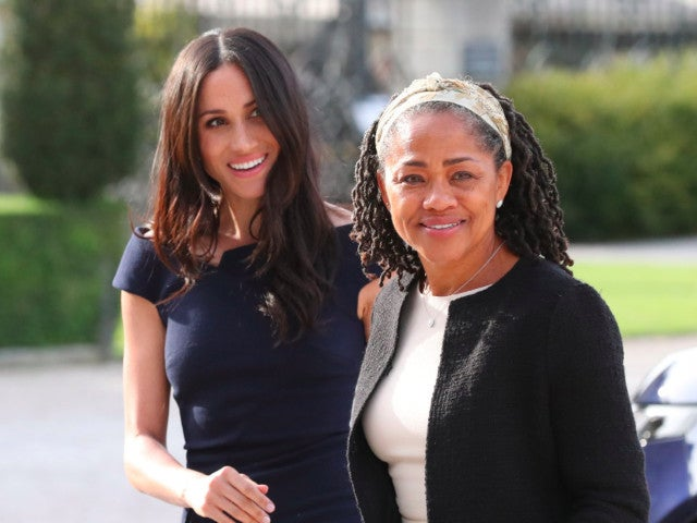 Meghan Markle's Mother Doria Ragland Reportedly 'Couldn't Be Happier' for Daughter and Prince Harry