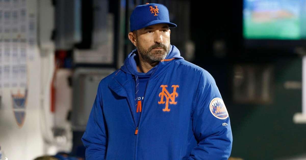Mickey Callaway former Mets manager accused lewd behavior