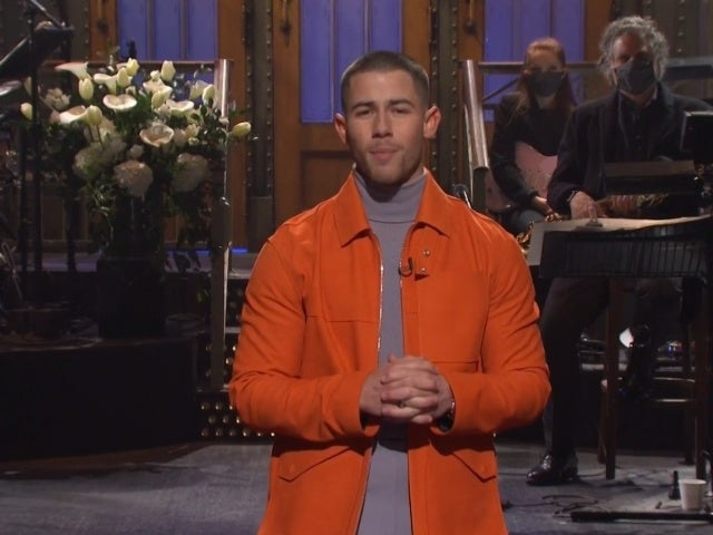 SNL': Nick Jonas Joked About Rumored Jonas Brothers Breakup in Last Night's Monologue