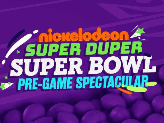 Super Bowl 2021 Will Get the Nickelodeon Treatment