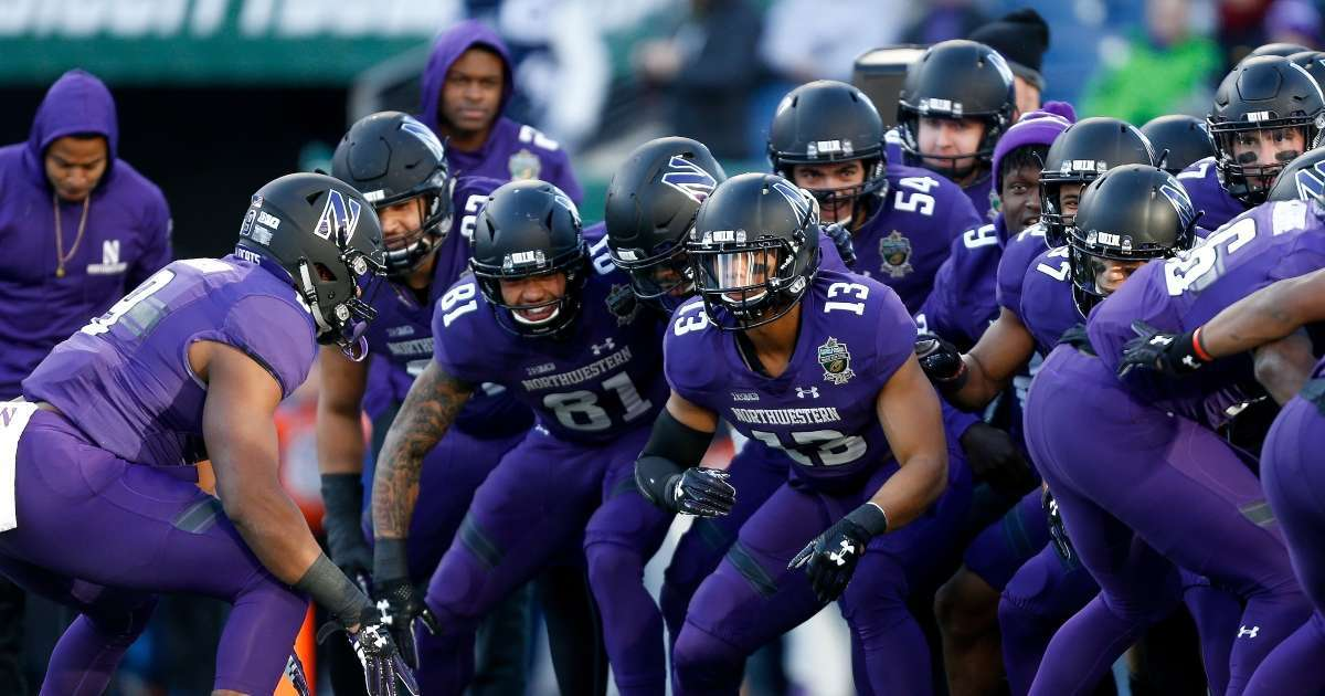 Northwestern becomes second team opt out EA Sports College Football video game
