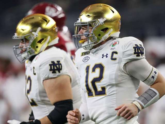 Notre Dame Opts out of NCAA Football Video Game