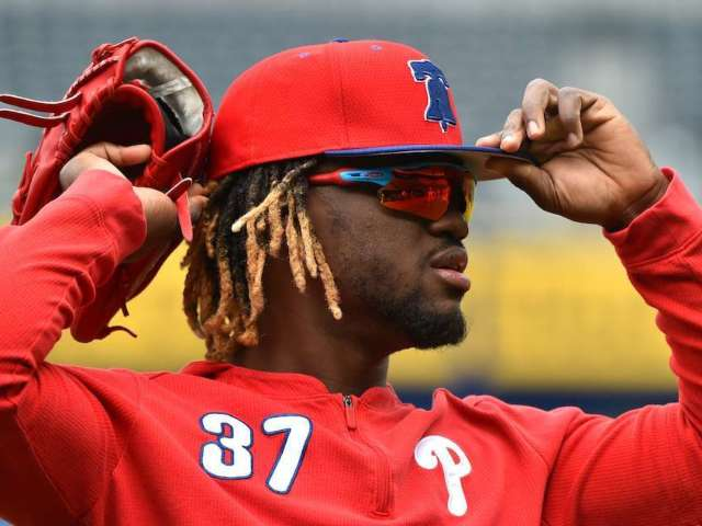 MLB: Phillies Invite Odubel Herrera to Minicamp, Second Chance After 2019 Arrest