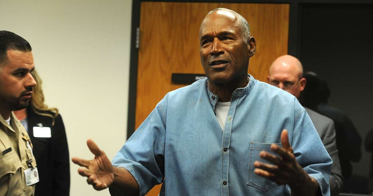 OJ Simpson still owes Ron Goldman family million wrongful death lawsuit