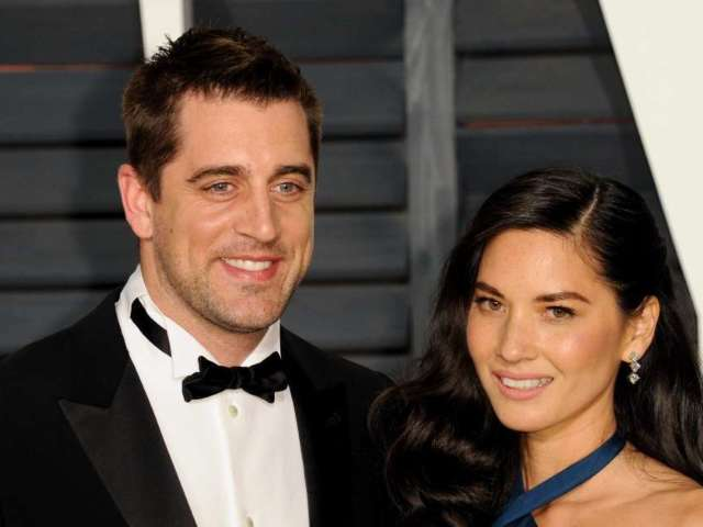 Olivia Munn Reacts to Engagement of Aaron Rodgers and Shailene Woodley