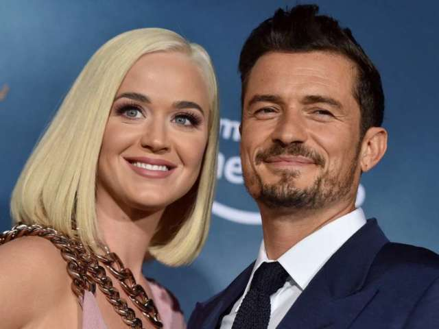 Katy Perry and Orlando Bloom Bike Ride Features Cute Nod to Baby Daisy