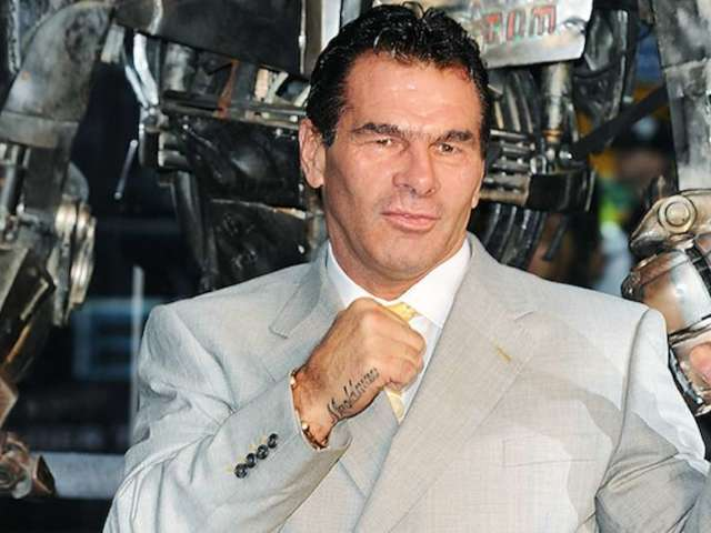 Paddy Doherty Hospitalized Again Just Weeks After First Stay for COVID-19 Treatment