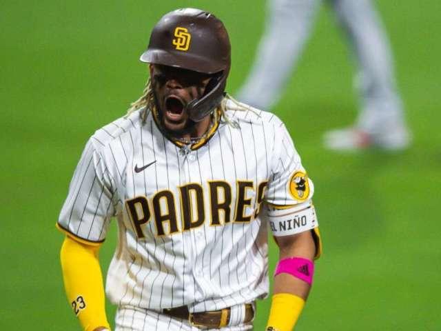 Padres' Fernando Tatis Jr. Named Cover Athlete for 'MLB The Show 21'