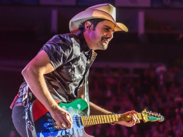 Brad Paisley's New Song 'Off Road' Celebrates Strong Women